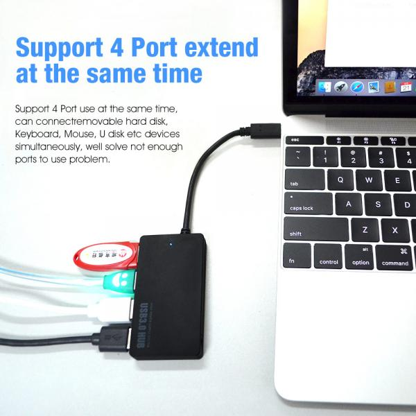 Picture of USB Type-C HUB 3.0 Port4